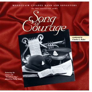 SONG OF COURAGE        CD