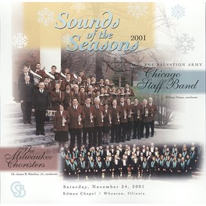SOUNDS OF SEASON 2001 CSB