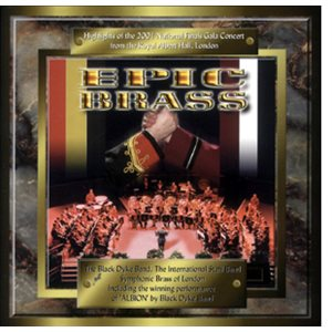 EPIC BRASS CD