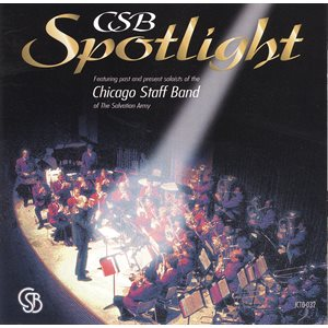SPOTLIGHT CSB CD