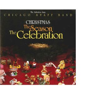 CHRISTMAS THE SEASON THE CELEBRATION CSB   CD