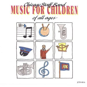 MUSIC FOR CHILDREN - CD