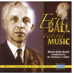 ERIK BALL FESTIVAL MUSIC CD