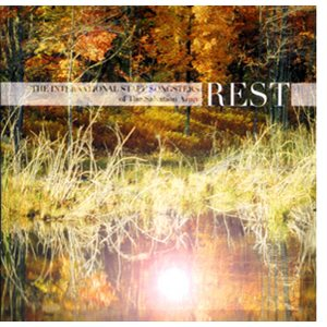 REST BY ISS CD