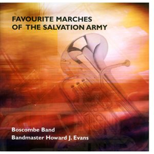 FAVORITE MARCHES-BOSCOMBE BAND