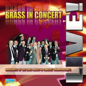 BRASS IN CONCERT LIVE (2004)