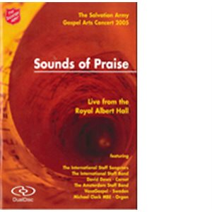 SOUNDS OF PRAISE (GOSPEL ARTS CONCERT 2005) DVD
