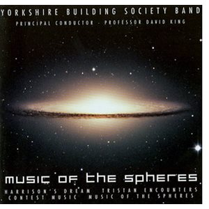MUSIC OF THE SPHERES BY YBS BAND
