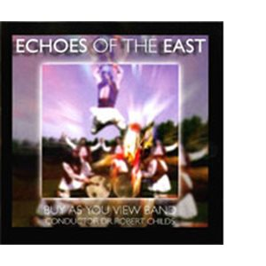 CD ECHOES OF THE EAST