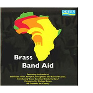 CD BRASS BAND AID