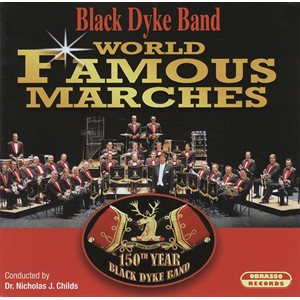 CD WORLD FAMOUS MARCHES BLACK DYKE