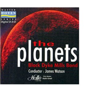CD THE PLANETS