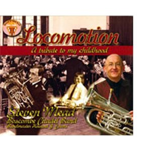 CD LOCOMOTION STEVEN MEAD & BOSCOMBE