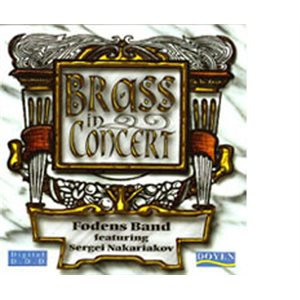 CD BRASS IN CONCERT FODENS
