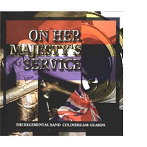 CD ON HER MAJESTYS SERVICE