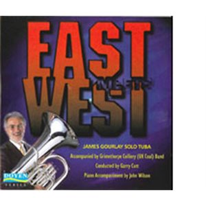 CD EAST MEETS WEST JAMES GOURLAY