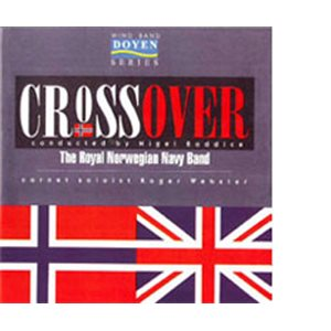 CD CROSSOVER NORWEGIAN NAVY BAND
