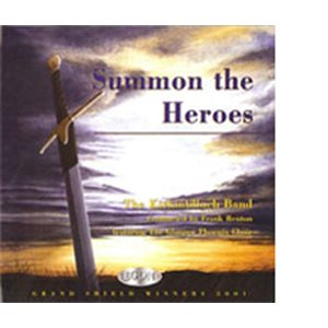 CD SUMMON THE HEROES