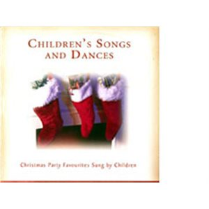 CD CHILDRENS SONGS AND DANCES