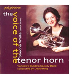 CD THE VOICE OF THE TENOR HORN