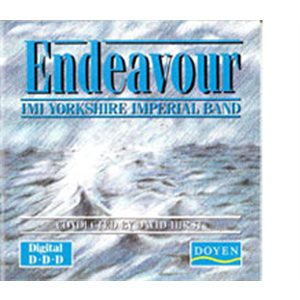 CD ENDEAVOUR IMI YORKS IMP BAND