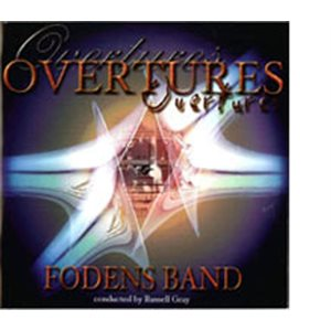 CD OVERTURES FODENS