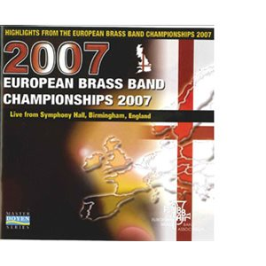 CD 2007 EUROPEAN BB CHAMPS