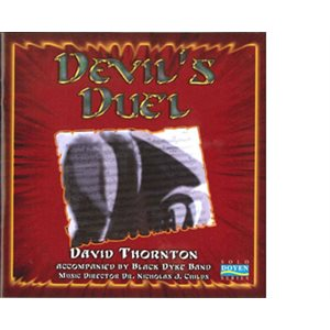 CD DEVIL'S DUEL-THORNTON W BLACK DYKE
