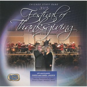 CSB 2007 THANKSGIVING CD W / CHRIS & CAROL JAUDES