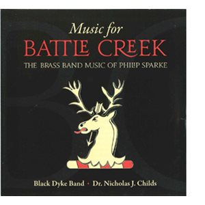 CD MUSIC FOR BATTLE CREEK