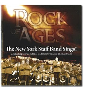 ROCK OF AGES (NYSB) CD