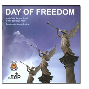 DAY OF FREEDOM BY NORTH YORK TEMPLE BAND