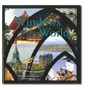 WINDOWS OF THE WORLD BY BB OF WESTERN RESERVE