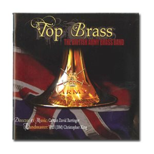 TOP BRASS BY BRITISH ARMY BB