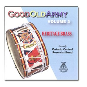 GOOD OLD ARMY VOLUME 3 BY ONTARIO CRB