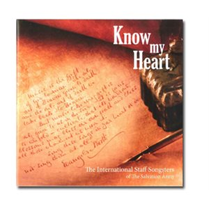 KNOW MY HEART CD BY ISS