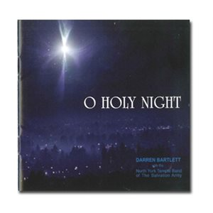 O HOLY NIGHT BY NORTH YORK TEMPLE BAND
