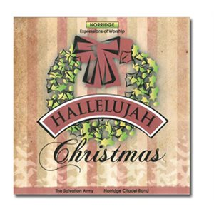 HALLELUJAH CHRISTMAS CD