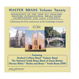 MSTER BRASS VOL 20