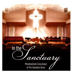 IN THE SANCTUARY BY MEADOWLANDS CORPS BAND