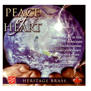 PEACE OF HEART BY HERITAGE BRASS