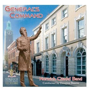 GENERAL'S COMMAND BY NORWICH CITADEL BAND