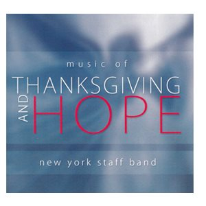 MUSIC OF THANKSGIVING  BY NYSB