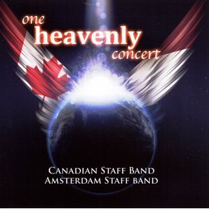 ONE HEAVENLY CONCERT CD BY CANADIAN SB