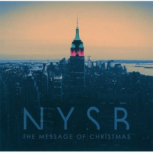 NYSB Message of Christmas CD
