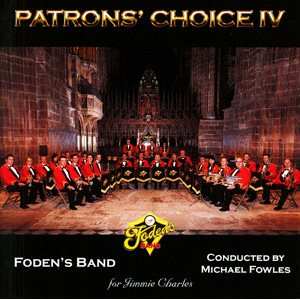 PATRONS' CHOICE 4 BY FODENS BAND