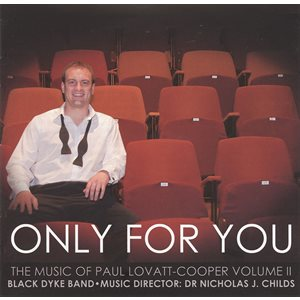 ONLY FOR YOU BY PAUL LOVATT-COOPER