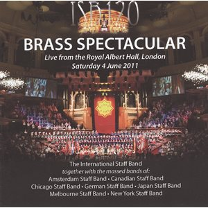 Brass Spectacular ISB 120th CD