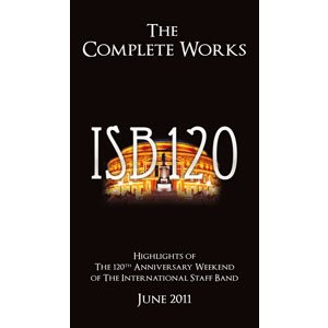 THE COMPLETE WORKS  ISB 120 DVD BY ISB
