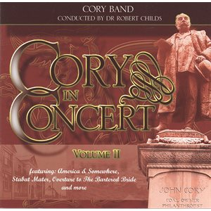CORY BAND IN CONCERT ll